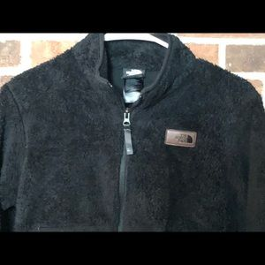 The North Face Boys Large (14/16) deep pile jacket